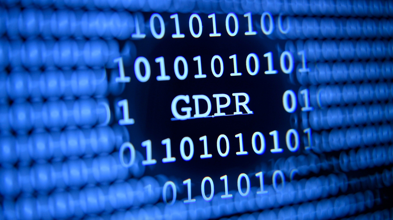 GDPR and binary numbers