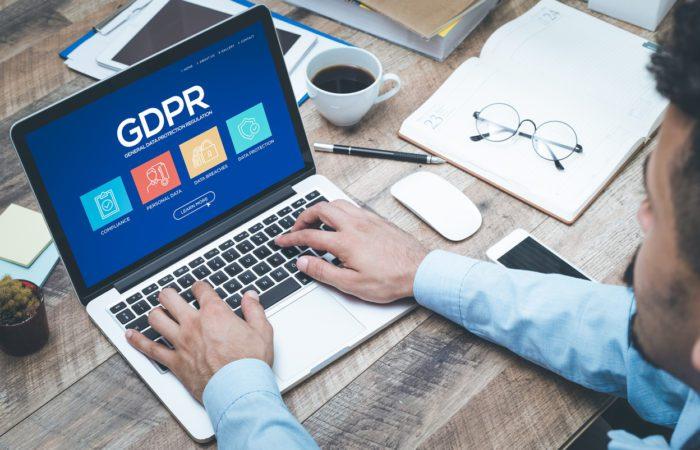 General Data Protection Regulation Concept
