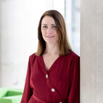 Claire Knowles, Head of HR at Acuity Reputation Management