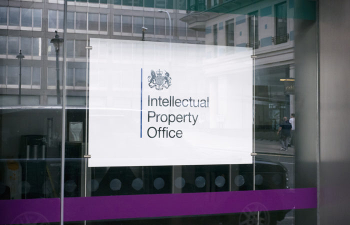 Intellectual Property Office - sign